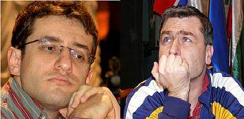 Aronian and Ivanchuk